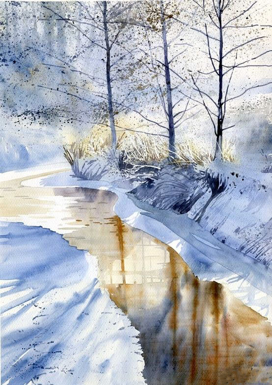 56 PERFECT WATERCOLOR PICTURES